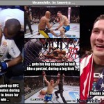 And Games Make More Cents   anderson silva chris weidman broken leg jesus Meanwhile In America 150x150