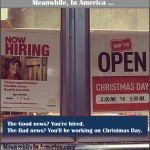 I Got BILLS Ta Pay ....   mcdonalds hiring for christmas Meanwhile In America 150x150