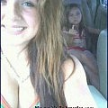 Little Girl Photobombs Moms Selfie   little girl middle finger mom selfie Meanwhile In America 120x120c