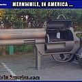 OBAMA! Y U NO KEEP PROMISES?!   GunGrill Meanwhile In America 120x120c