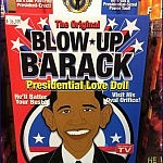 Sith in the Sheets ...   Meanwhile In America Barack Obama Blow Up Doll 150x150c