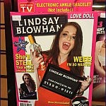 A Little TOO Handy, If You Ask Us ... Not That Theres Anything Wrong With That   Meanwhile In America Lindsay Lohan blow up sex doll 150x150c